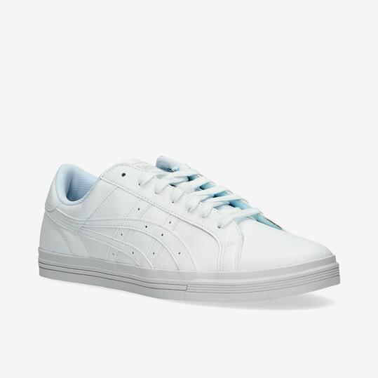 zapatillas asics hombre blancas