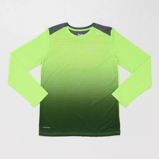 FILA Camiseta Manga Larga Lima Niño (8-16)