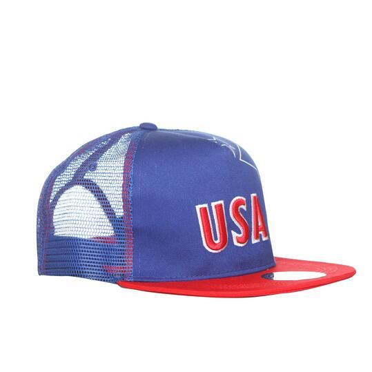 Gorra Azul SILVER USA