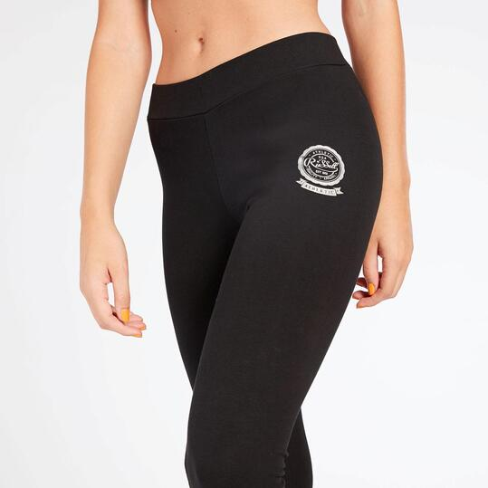 Leggins RUSSELL ATHLETIC Negros Mujer