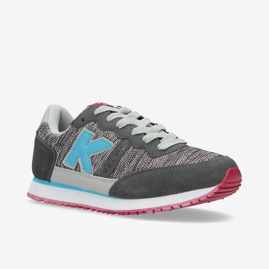 KELME Sneakers Gris Mujer