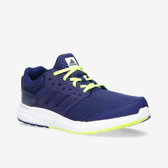 Zapatillas Adidas Galaxy 3 Marino Hombre