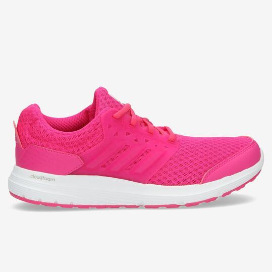zapatillas adidas rosa fucsia