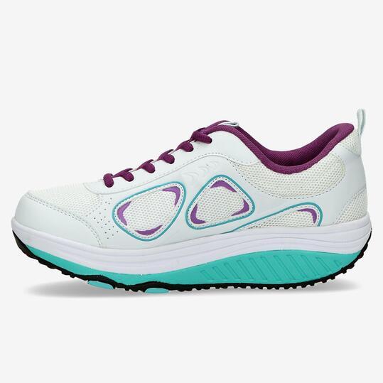 Zapatillas Marcha Activa ILICO Blancas Mujer