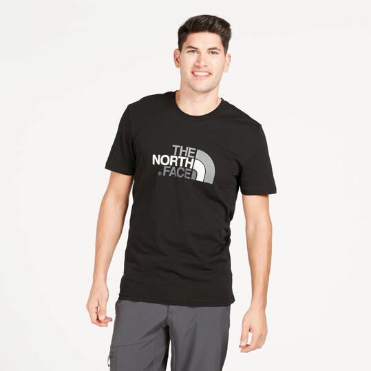 THE NORTH FACE Camiseta Manga Corta Negra Hombre