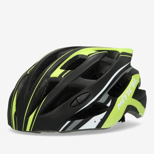 Casco Bici MÍTICAL R100 Negro