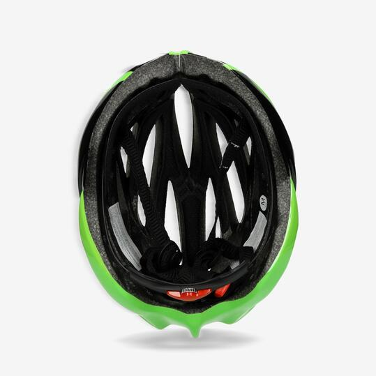 Casco Bici MÍTICAL PRO AERO Negro Verde