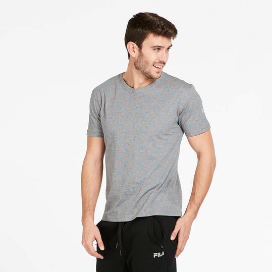 FILA BUFFE Camiseta Gris Hombre