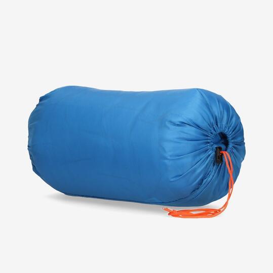 Saco Dormir BORIKEN EASY CONFORT Azul