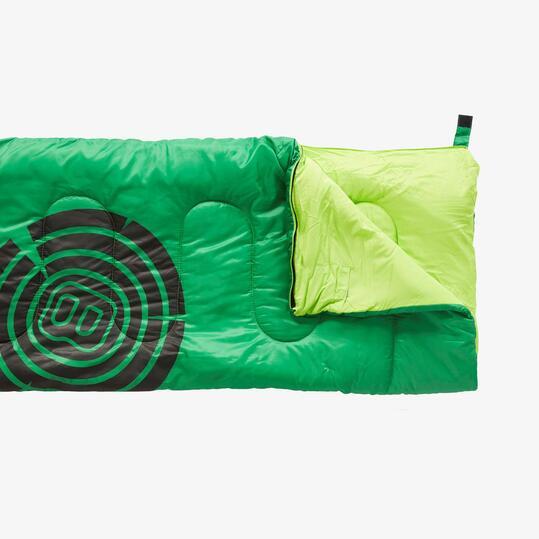 Saco Dormir BORIKEN CONMFORT 300 Verde