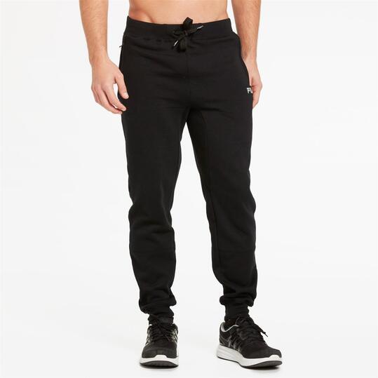 FILA CHANG Pantalón Largo Negro Hombre