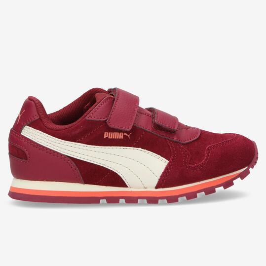 PUMA RUNNER Sneakers Granate Niña (28-35)