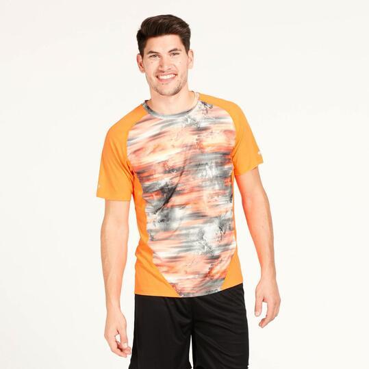 PUMA GRAPHIC Camiseta Running Estampada Hombre