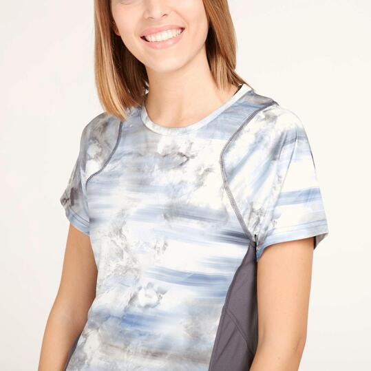 PUMA GRAPHIC Camiseta Running Estampada Mujer