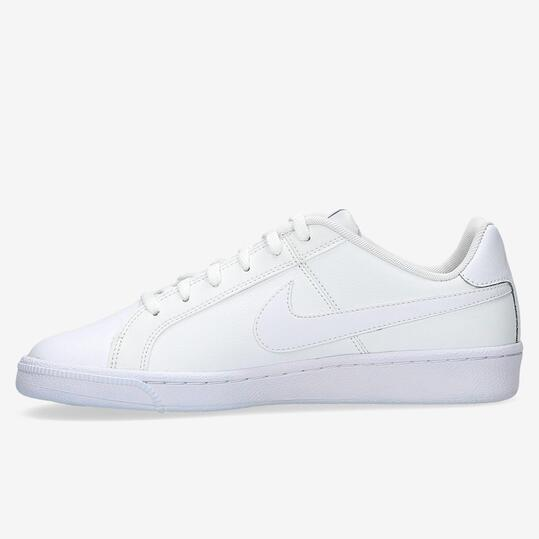 NIKE COURT ROYALE Zapatillas Casual Blancas Mujer