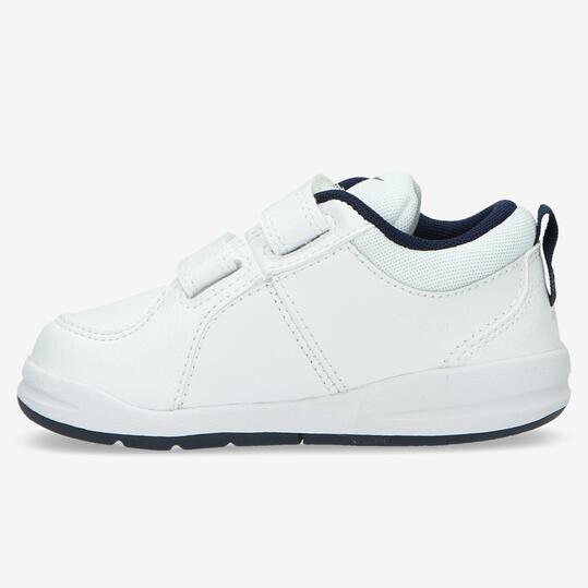NIKE PICO Zapatillas Velcro Blancas Niño (21-27)