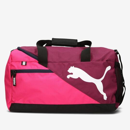 Deporte Sprinter Rosa Puma Fundamentals Fucsia Pequeña Bolsa 4EnWWHYaq0