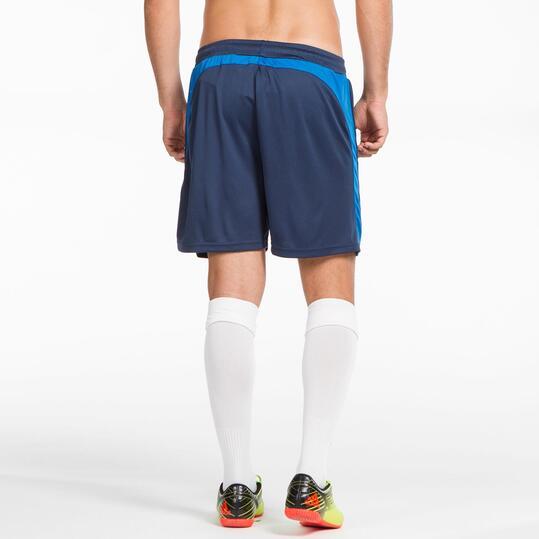 Pantalón Fútbol DAFOR Marino Azul Hombre