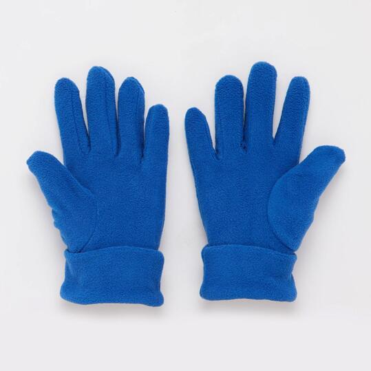 Guante Polar BORIKEN Azul Niño
