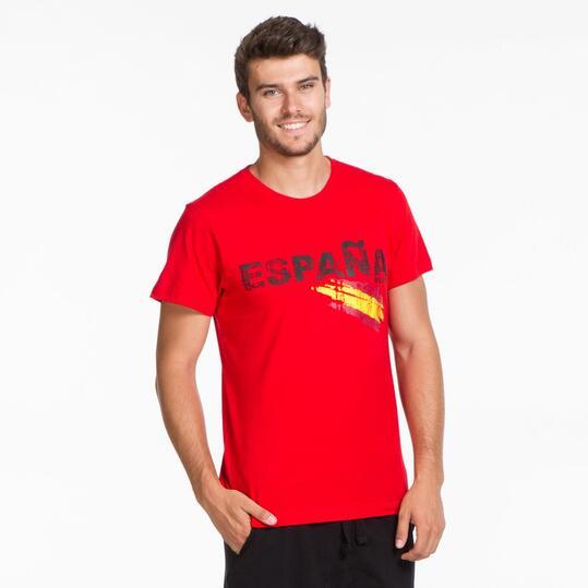 Camiseta Eurocopa SILVER Hombre