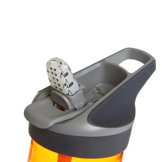 LAKEN Botella Agua Naranja 0,75l.