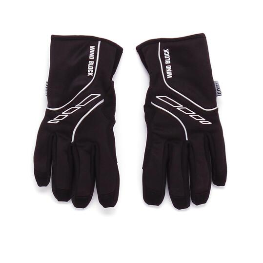 Guantes Ciclismo MITICAL WINDSHIELD Negro