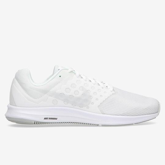 zapatillas nike blancas hombre running