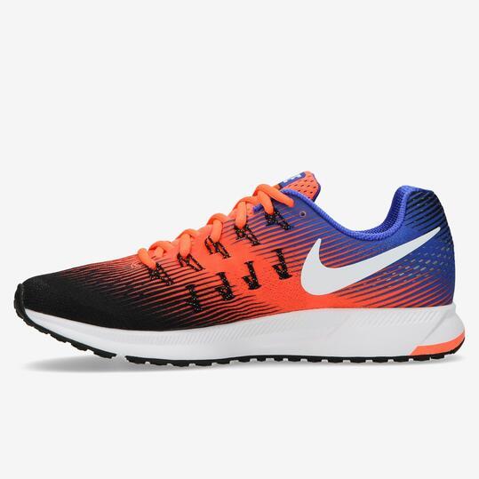 Correr u2013 Nike Hombre Air Zoom Pegasus 34 Zapatillas De Running Verde 38010b3fc76c5