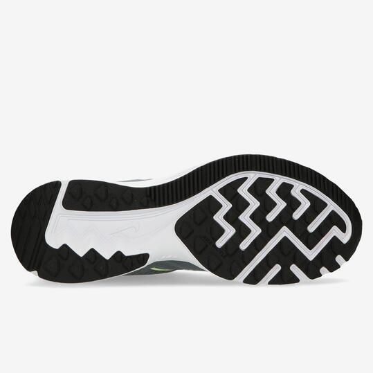 NIKE ZOOM WINFLO 3 Zapatillas Running Gris Pistacho Hombre