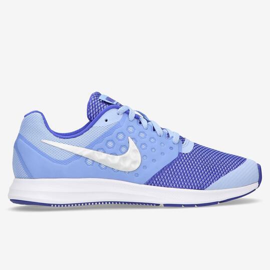 Zapatos verdes Nike Downshifter para mujer 863xepi