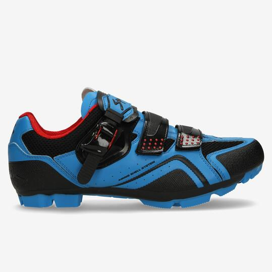 SPIUK RIDER Zapatillas Ciclismo Azul Hombre