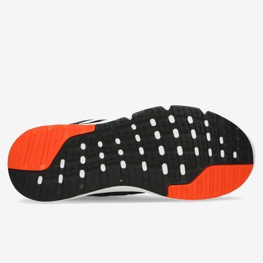 ADIDAS GALAXY Zapatillas Running Negro Naranja Hombre