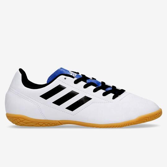 zapatillas futbol sala adidas blancas