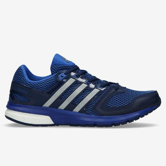 zapatillas adidas boost azules