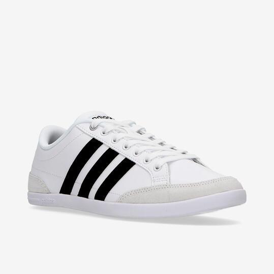 Zapatillas adidas Caflaire-M Hombre Blancas Frontal