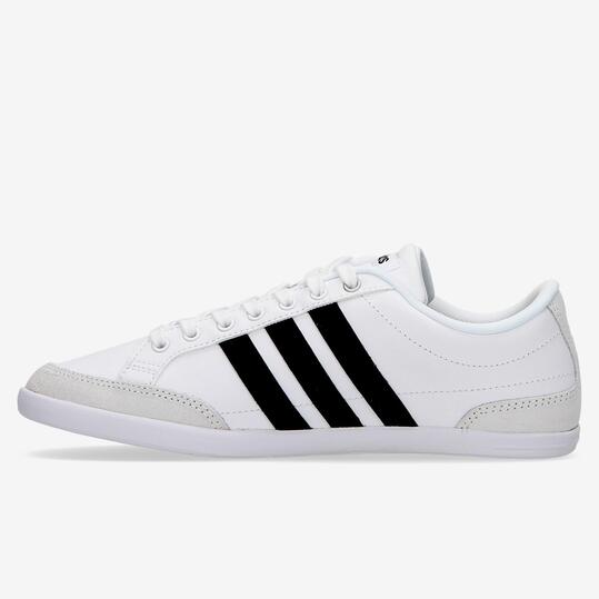 Zapatillas adidas Caflaire-M Hombre Blancas Lateral