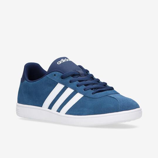 Zapatillas Nike Vlcourt Azules Hombre