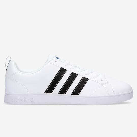adidas Advantage Blancas