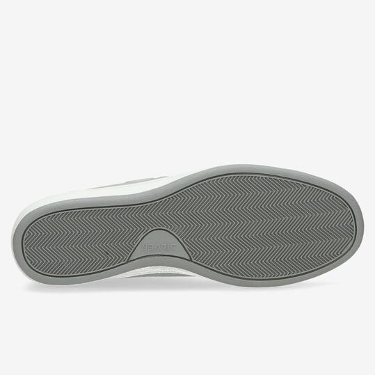 Zapatillas Casual SILVER Plata Mujer