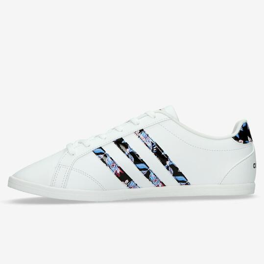 0edfed899bd zapatillas adidas coneo,Mujer Calzado Zapatillas casual ADIDAS ADIDAS CONEO  Zapatillas Casual Blancas Mujer 187874 blanco