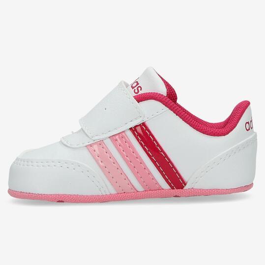 zapatillas bebe rosa adidas