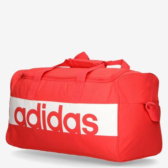 ADIDAS LIN Bolsa Deporte Pequeña Roja