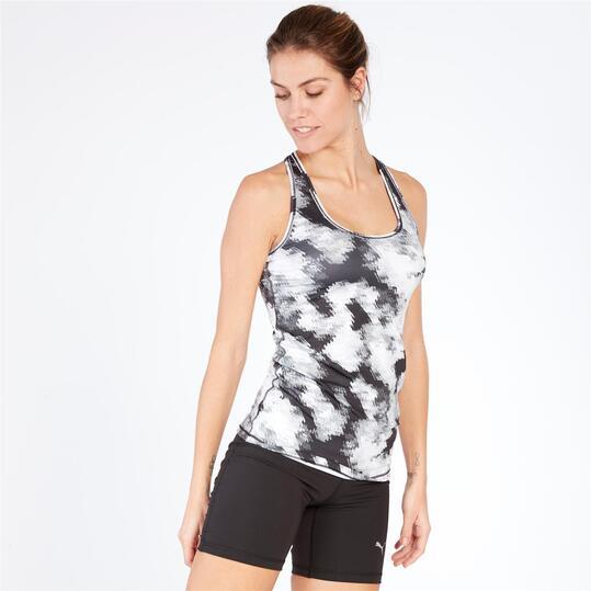 PUMA ESSENTIAL Camiseta Estampada Mujer