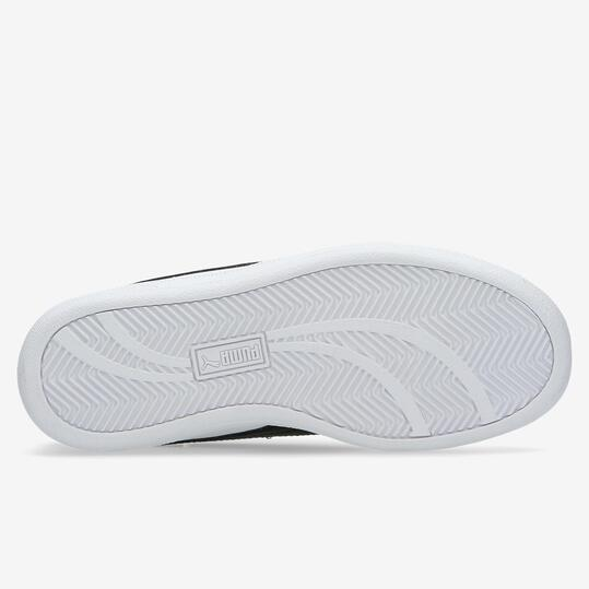 PUMA SMASH Zapatillas Moda Blanco Mujer