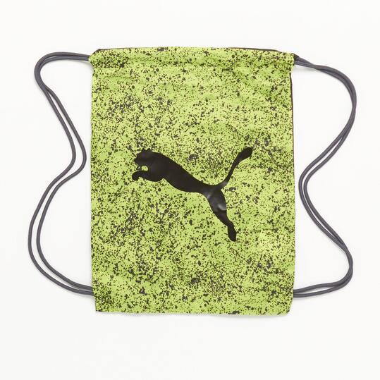 PUMA GYMSACK Verde