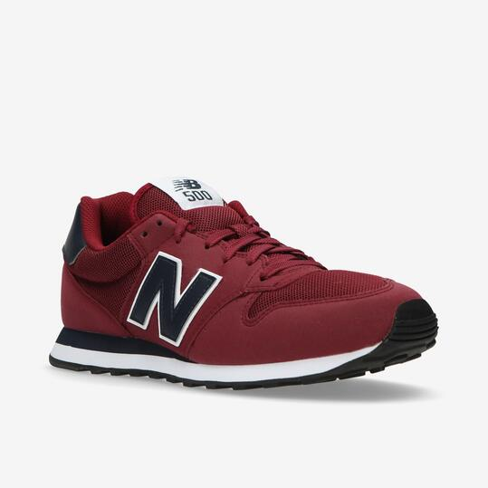 new balance hombres 500