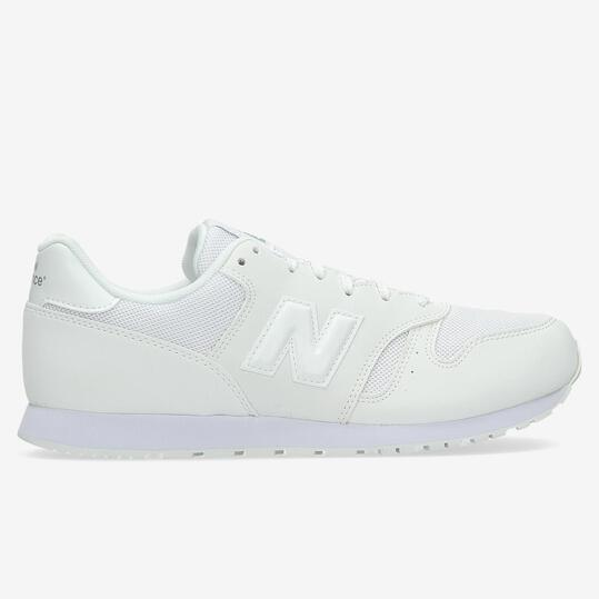 new balance blancas precio