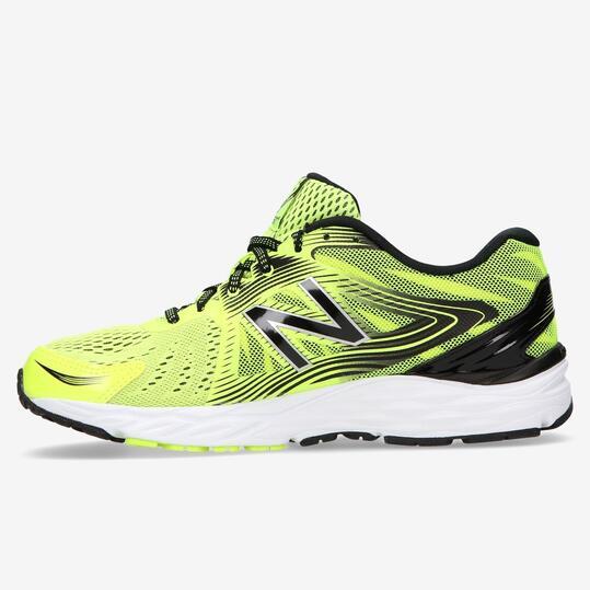 zapatillas de running de hombre m680 new balance