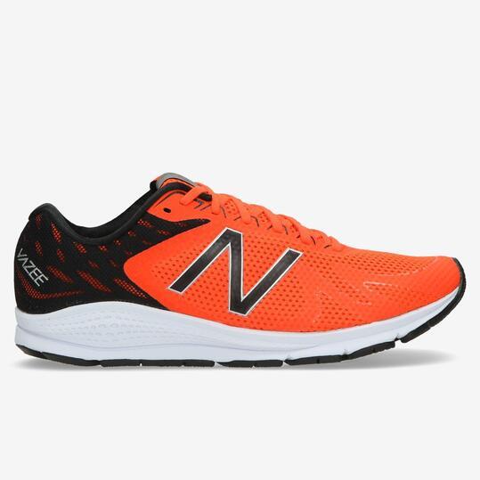 new balance hombre naranja