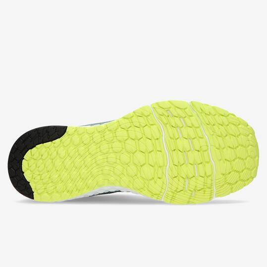 NEW BALANCE 1080 V7 Zapatillas Running Gris Hombre